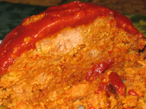 Crock Pot Mexican Meatloaf
