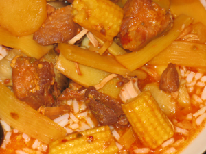 Crock Pot Sweet and Sour Pork