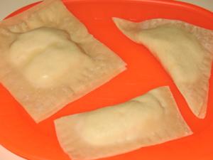 Cheese Raviolis