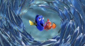 Finding Nemo 3D - Dori and Marlin