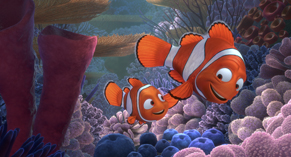Finding Nemo 3D - Nemo and Marlin