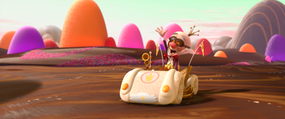 Wreck-It Ralph: King Candy