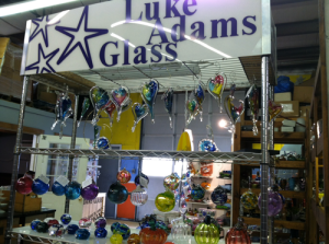 Luke Adams Glass - Shop