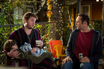 Chris Pratt and Vince Vaughn